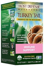 Image of Fungi Perfecti Turkey Tail (2 bottle maximum per order)
