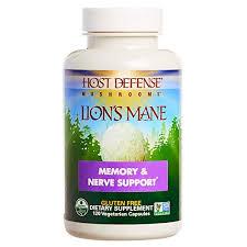Image of Fungi Perfecti Lion's Mane, Memory & Nerve Support (2 bottle maximum per order)