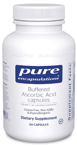 Image of Buffered Ascorbic Acid Capsule