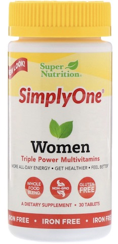 Image of SimplyOne Women Iron Free