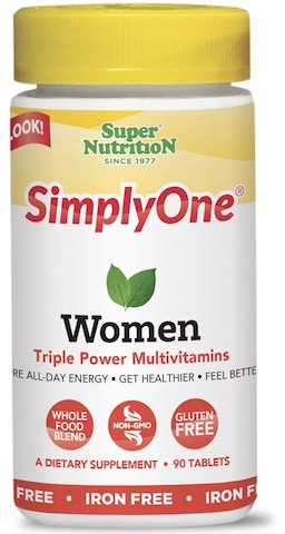 Image of SimplyOne Women Iron Free