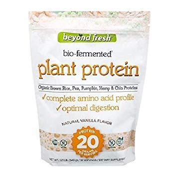 Image of Plant Protein-Vanilla