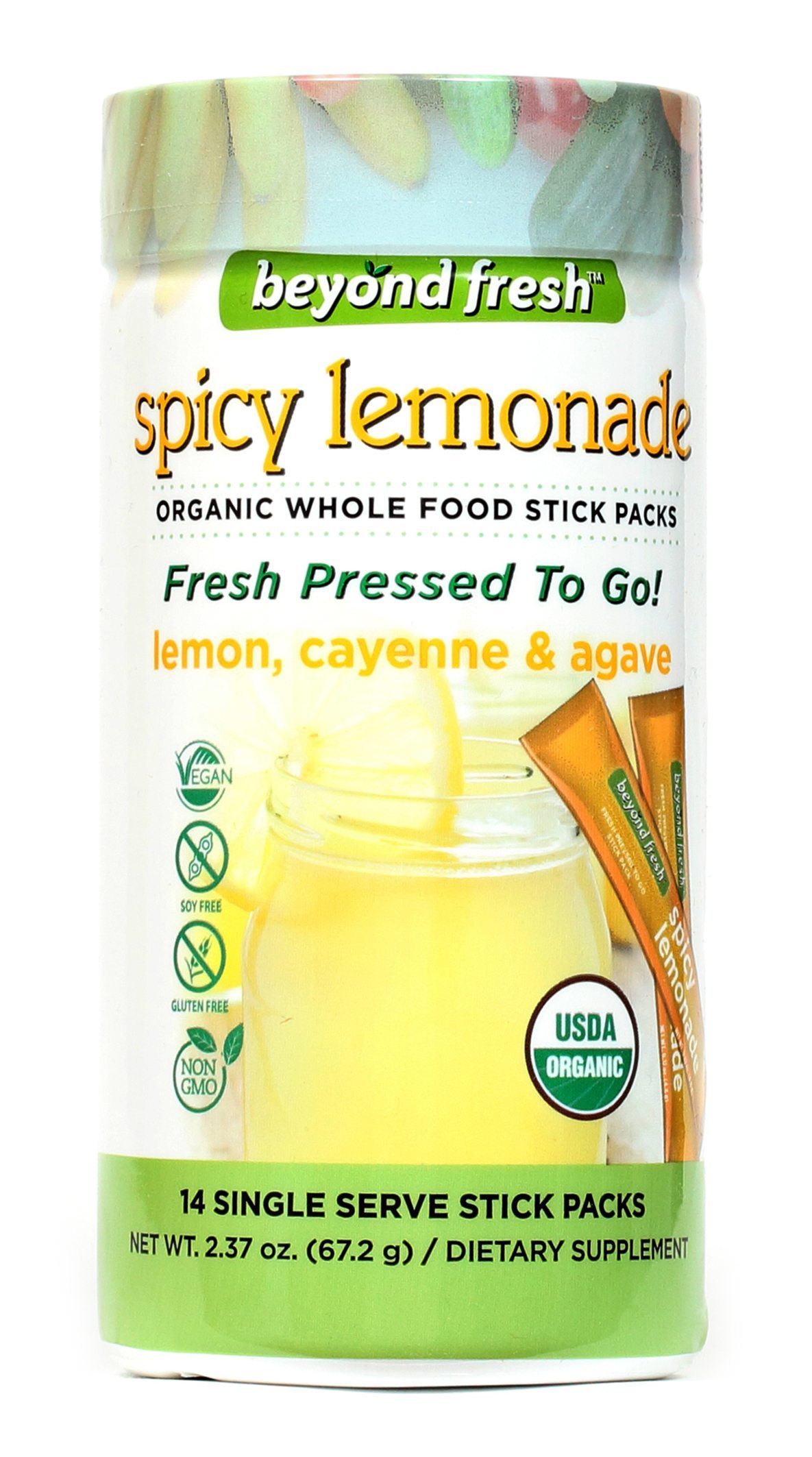 Image of Spicy Lemonade-Superfood Stick Packs