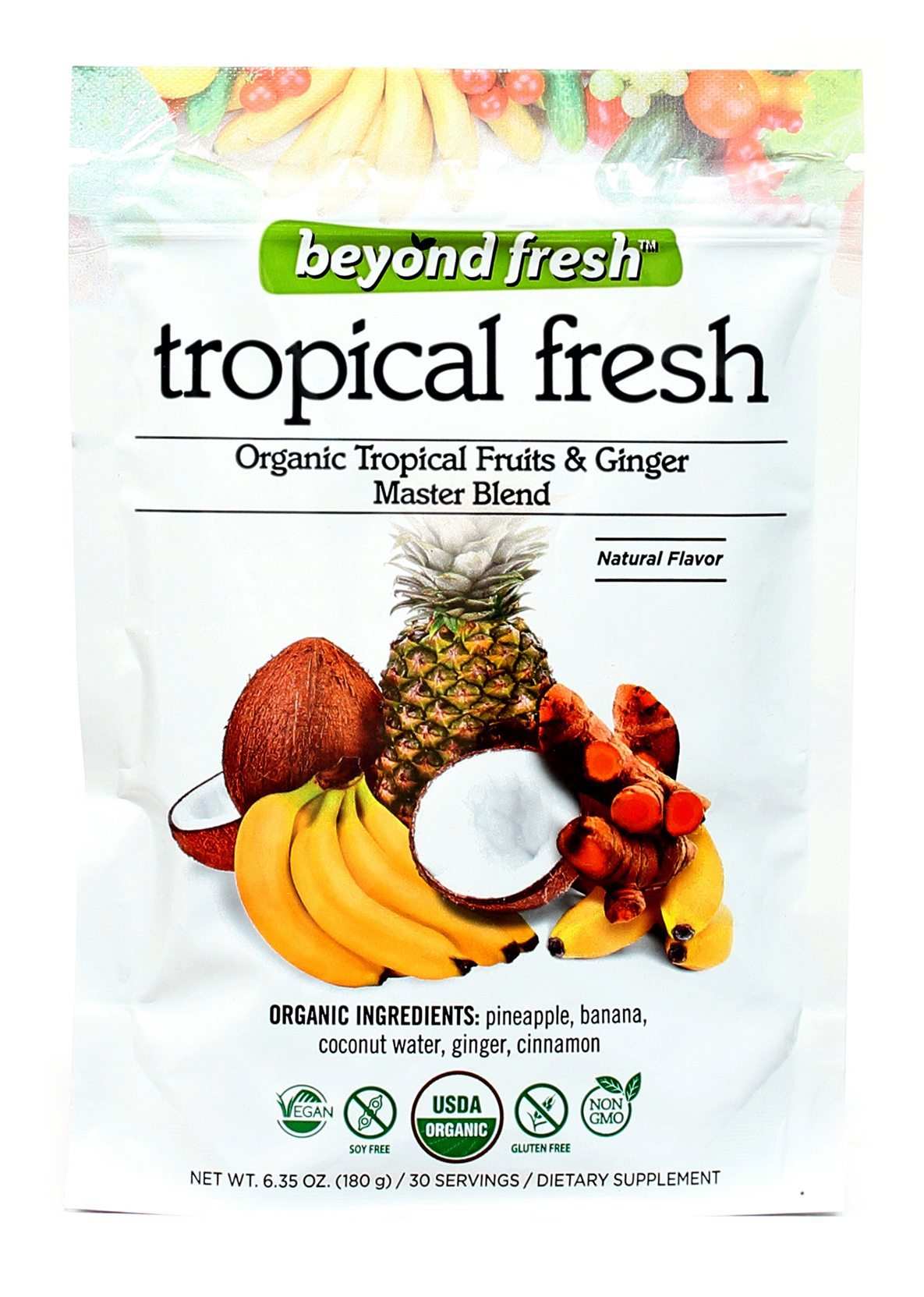 Image of Tropical Fresh- Master Blend