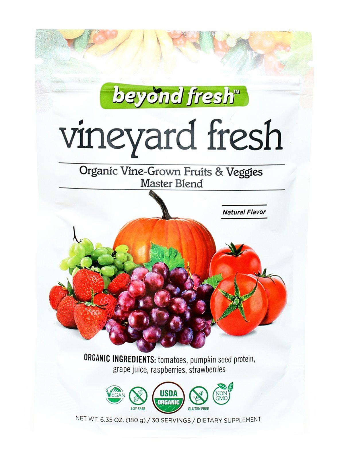 Image of Vineyard Fresh-Master Blend