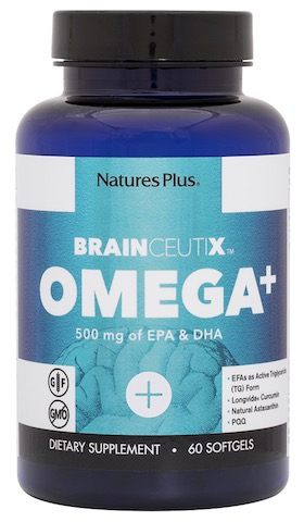 Image of BrainCeutix Omega+