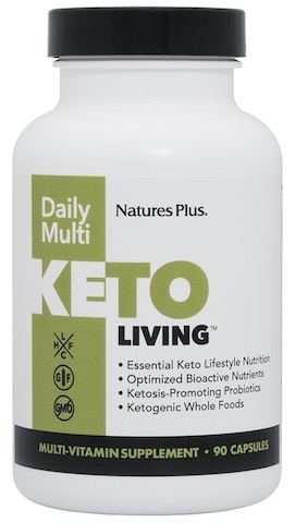 Image of KetoLiving Daily Multi