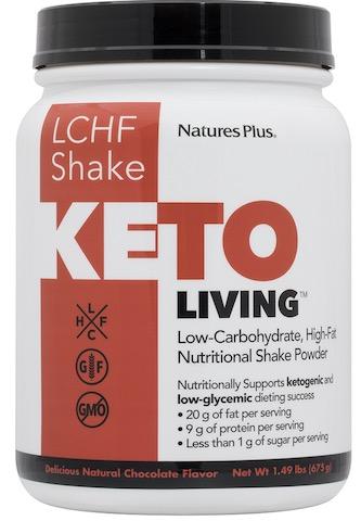 Image of KetoLiving LCHF Chocolate Shake