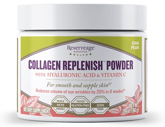 Image of Collagen Replenish Powder Chai Pear