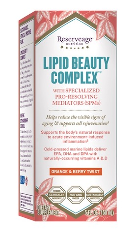 Image of Lipid Beauty Complex Liquid Orange & Berry Twist