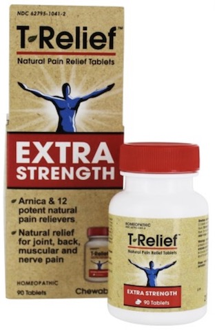Image of T-Relief Extra Strength Pain Relief Tablet