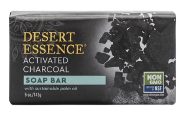 Image of Soap Bar Activated Charcoal