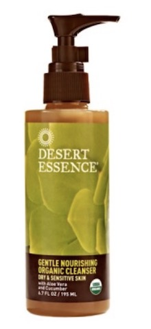 Image of Facial Cleanser Gentle Nourishing (dry & sensitive skin) Organic