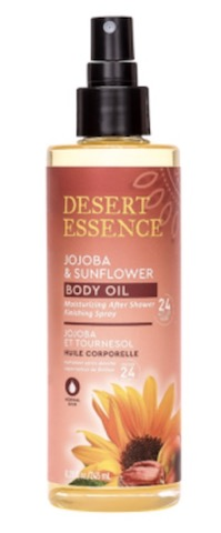 Image of Body Oil Jojoba & Sunflower Spray