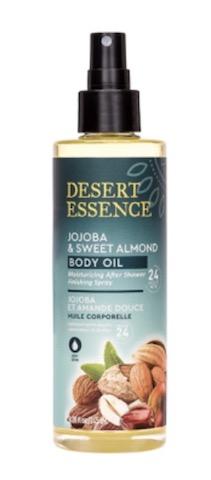 Image of Body Oil Jojoba & Sweet Almond Spray