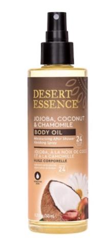 Image of Body Oil Jojoba, Coconut & Chamomile Spray