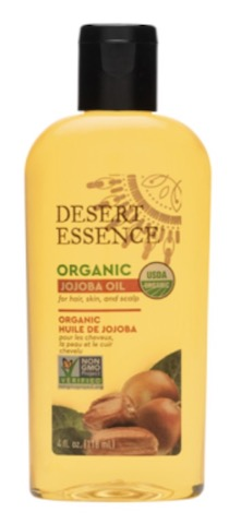 Image of Jojoba Oil Organic for Hair Skin & Scalp