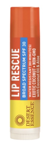 Image of Lip Balm Lip Rescue SPF 30 Exotic Coconut
