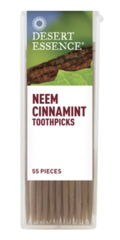 Image of Toothpicks Neem Cinnamint