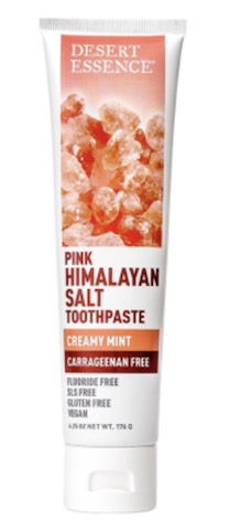 Image of Tootpaste Pink Himalayan Salt Creamy Mint