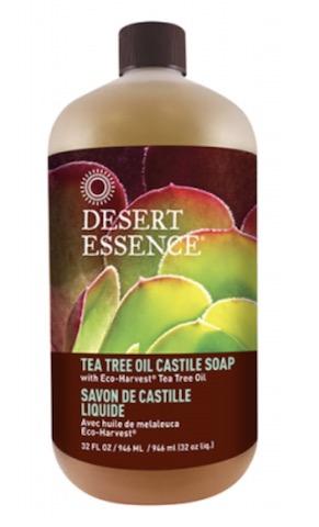 Image of Soap Liquid Castile Tea Tree