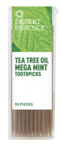 Image of Toothpicks Tea Tree MegaMint
