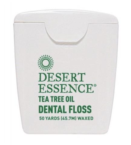 Image of Dental Floss Tea Tree Oil