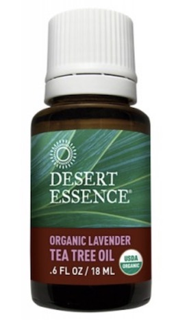 Image of Tea Tree Oil with Lavender Organic