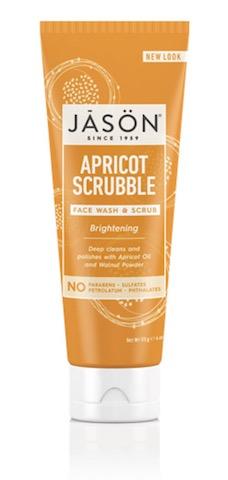 Image of Face Wash & Scrub Apricot Scrubble (Brightening)