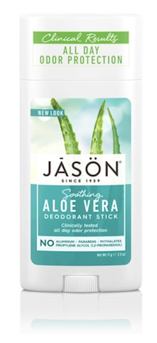 Image of Deodorant Stick Soothing Aloe Vera