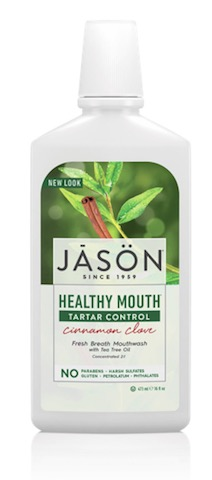 Image of Mouthwash Healthy Mouth Tartar Control Cinnamon Clove