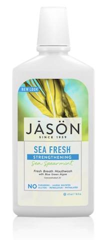 Image of Mouthwash Sea Fresh Strengthening Sea Spearmint