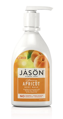 Image of Body Wash Glowing Apricot