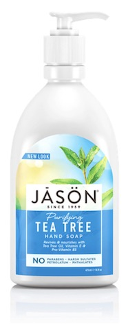 Image of Hand Soap Liquid Purifying Tea Tree