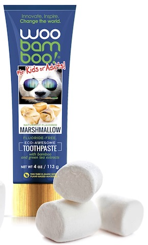 Image of Toothpaste Eco-Awesome Marshmallow