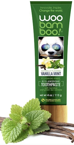 Image of Toothpaste Eco-Awesome Vanilla Mint