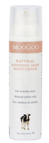 Image of Moisturizer Soothing MSM