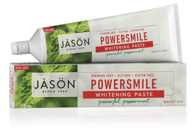Image of Toothpaste Powersmile Whitening Paste Powerful Peppermint