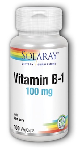 Image of Vitamin B1 100 mg