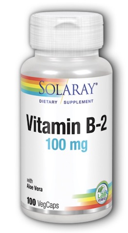 Image of Vitamin B2 100mg