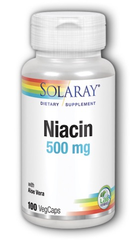 Image of Niacin 500 mg