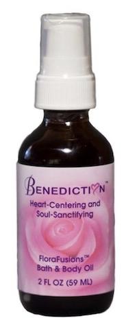 Image of FloraFusions Bath & Body Oil Benediction Spray