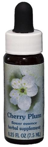 Image of Flower Essence Cherry Plum Dropper