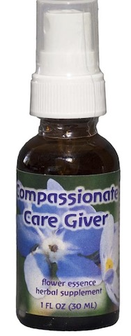 Image of Flower Essence Formula Compassionate Care Giver Spray