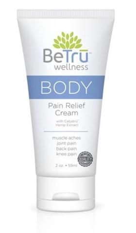 Image of Body Pain Relief Cream