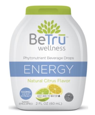Image of Beverage Drops Energy Citrus