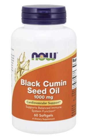 Image of Black Cumin Seed Oil 1000 mg