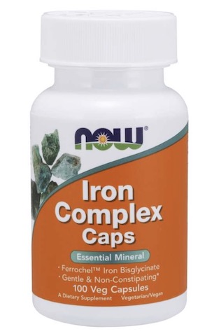 Image of Iron Complex Caps