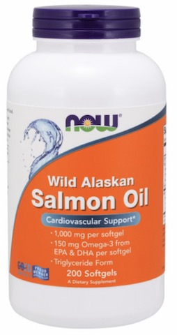Image of Wild Alaskan Salmon Oil 1000 mg