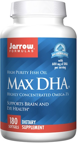 Image of Max DHA 484 mg